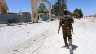 Polisi wa Syria