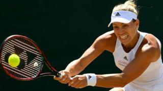 Mu mwaka wa 2016, Angelique Kerber yatsindiye Grand Slam ebyiri - Australian Open na US Open