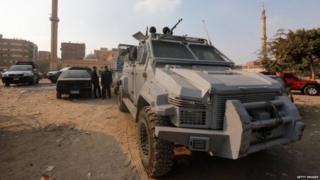 ਮਿਸਰ ਵਿੱਚ ਚਰਚ ਤੇ ਹੋਏ ਹਮਲੇ ਵਿੱਚ 12 ਲੋਕਾਂ ਦੀ ਮੌਤ