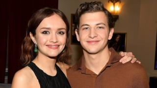 Olivia Cooke and Tye Sheridan