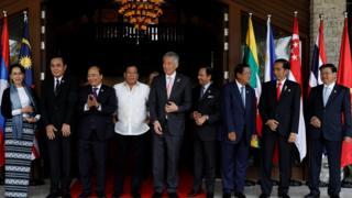 东盟(ASEAN)外长会议和领导人峰会