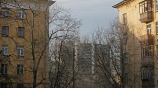 пятиэтажки в Москве