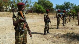 Wanajeshi wa Ethiopia waliopo nchini Somalia