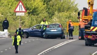 Peterborough crash