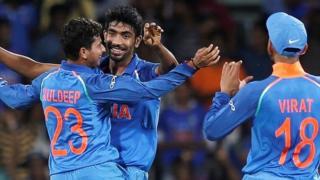 ભારતીય ટીમની તસવીર