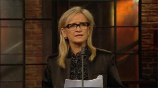 Dee Forbes said RTÉ had to reduce costs
