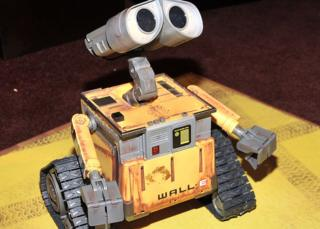 Wall-E robot