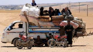 12 مليون نازح سوري فروا من الحرب