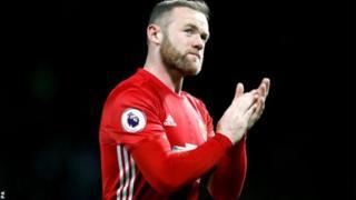 Wayne Rooney, l'attaquant de Manchester United, ne fera pas le déplacement