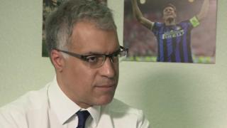 Inter CEO Michael Bolingbroke