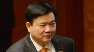 Ông Đinh La Thăng