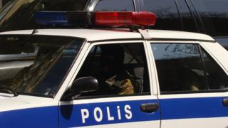 Полиция Баку