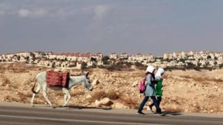 Вопрос поселений является одним из самых спорных между Израилем и палестинцами