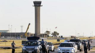 Аэропорт американского города Оклахома-Сити