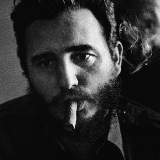 Fidel Castro in New York in 1959