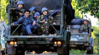 ปฏิบัติการทางทหารของฟิลิปปินส์ในการปราบปรามกลุ่มติดอาวุธอิสลามในเมืองมาราวี