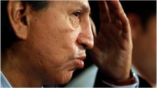 Alejandro Toledo alikuwa Rais wa Peru kati ya mwaka 2001 hadi 2006