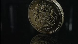 £1 coin
