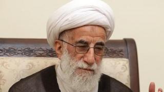 احمد جنتی دبیر شورای نگهبان و رئیس مجلس خبرگان رهبری در ایران است