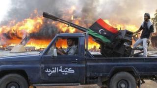 Dagaalka Liibiya