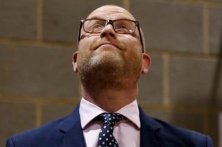 イギリス独立党(UKIP)のポール・ナッタル党首は、「真のブレグジット」と呼ぶものを掲げて選挙運動を展開したが、当選は果たせなかった