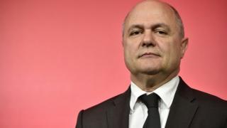 Bruno Leroux, le ministre français de l'Intérieur a démissioné mardi