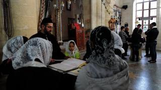 Mardin'deki Süryaniler