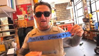 YouTube star Casey Neistat attacks video site's leaders