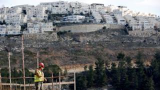 Стройка в еврейском квартале в Восточном Иерусалиме