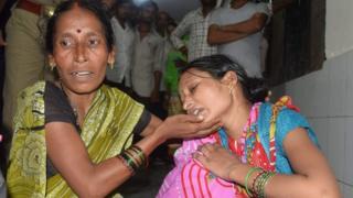 مستشفى في الهند