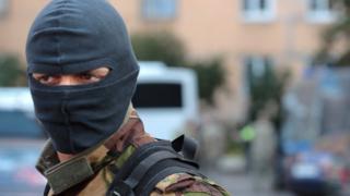 боец спецназа ФСБ