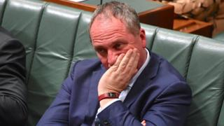 澳洲總理:禁止部長與員工發生性關係