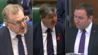 Mundell, Carmichael, Murray