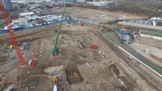 New hospital site