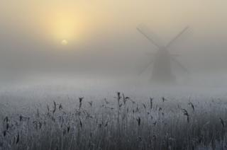 Andrew Bailey: Freezing Fog and Hoar Frost
