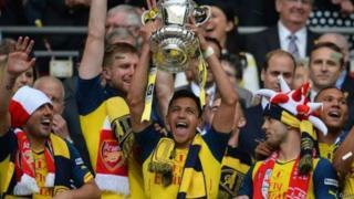Arsenal a battu Chealsea 2-1