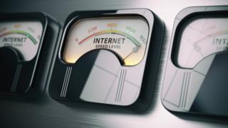 Internet spped