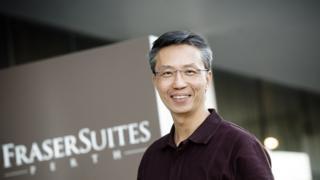 Choe Peng Sum, Frasers Hospitality