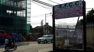 Aworan ajọ to n gbogun ti iwa ibajẹ ni Naijiria, EFCC