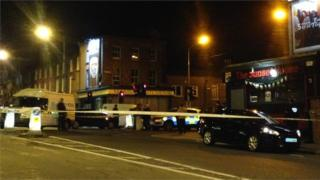 Michael Barr was shot in the Sunset House pub near Croke Park