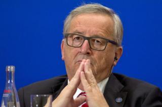European Commission President Jean-Claude Juncker, June 2016 file pic