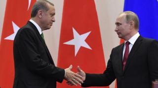 TURKIYE RUSYA