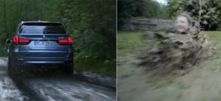 BMW advert 'promoted dangerous driving' | Breaking News