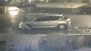 Cars keyed in Sunderland