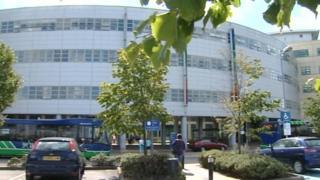 Great Western Hospital, Swindon