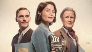 The film poster for Their Finest