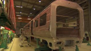 train in production