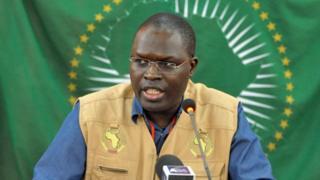 Khalifa Sall,Maayirka caasimadda Dakar ee dalka Senegal