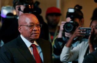 Zuma arahakana ivyaregwa ku bijanye n'ibiturire