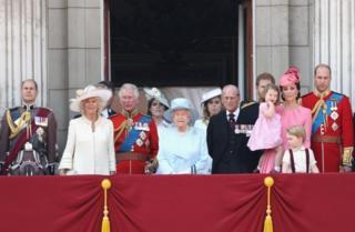 парад королева день народження